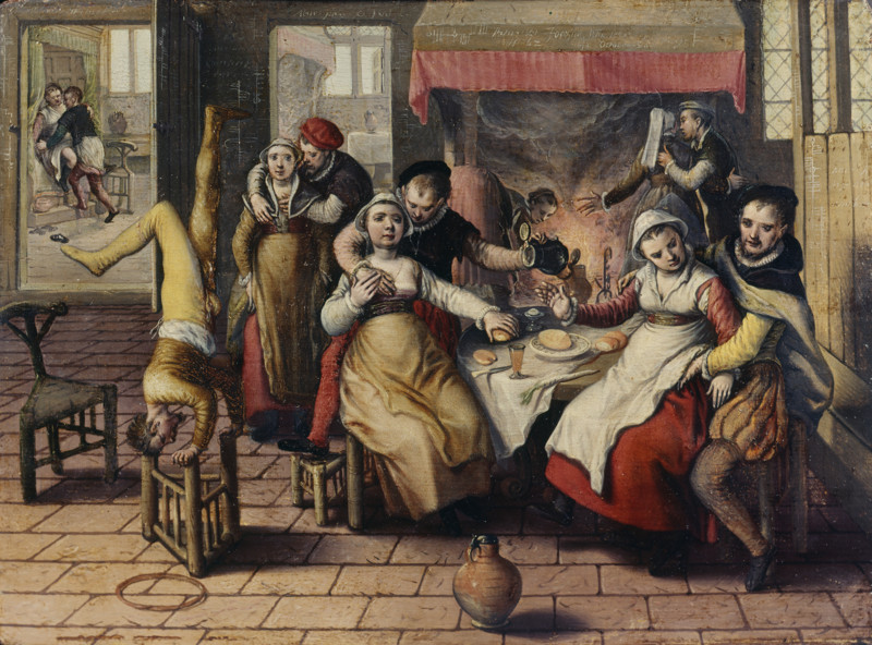 a history of prostitution the worlds oldest profession