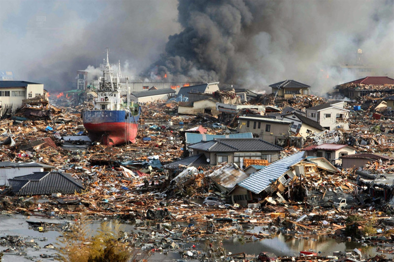 the japan earthquake disaster impact to The impact of japan's earthquake on the global economy a year ago, japan's triple disaster-earthquake, tsunami and nuclear accident-had a.