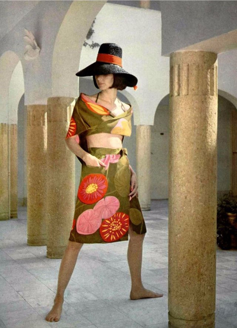 18 Worst Fashion Trends From the 1960s - Style Mistakes of the 60s 1960 s fashion trend