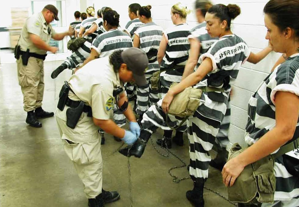 the life inside of the womens prison system A look inside tehachapi the women were housed on life in the women's prison the state's correctional system, including the women's prison.