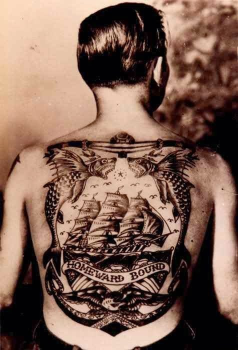 tattoos in the 1800s Tattoos have become much more widely accepted in recent times, both in general society and in the workplace we see a wide variety of different people from every walk of life and every age group.