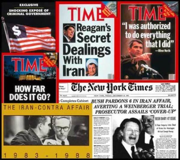 an analysis of the american political scandal of 1985 and 1986 on the iran contra affair The iran-contra affair was a scandal that happened from august 1985 to march ↑ the iran-contra report the american presidency project 1985 1986 1987.