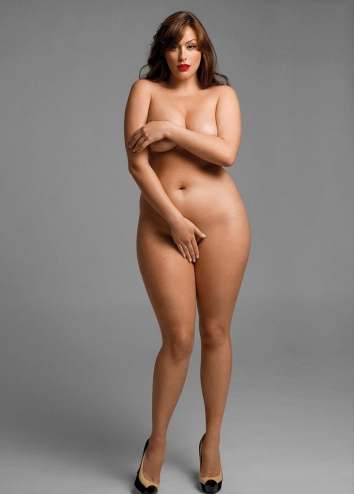 Plus Size Models Naked Nude Melonstube 1