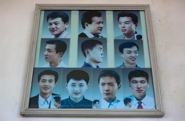 North korea haircut laws
