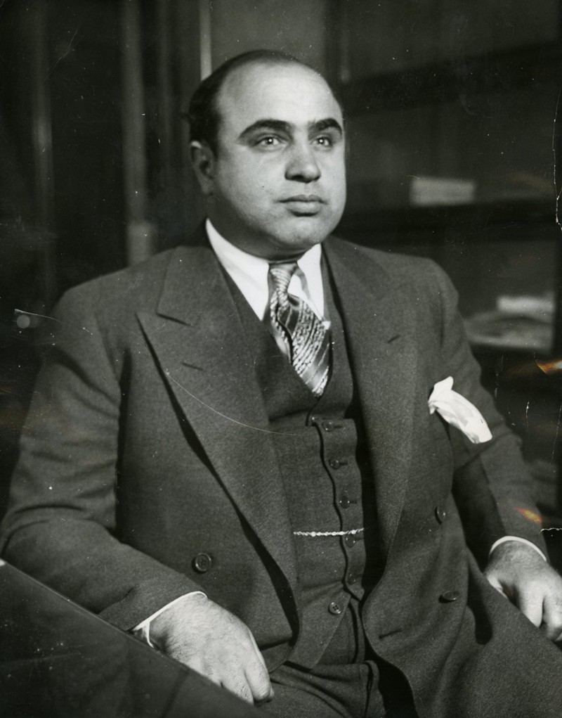 the life and criminal life of alphonse capone