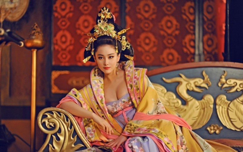 the life and accomplishments of empress wu chinas only female emperor Wu zetian - china's only female emperor [online] rejected princesses available at: [accessed 27.