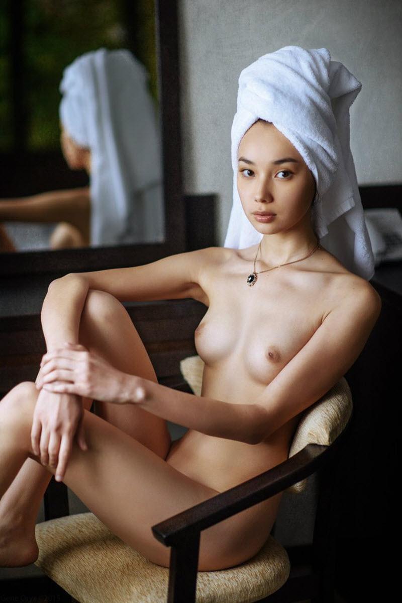 красивые голые казашки